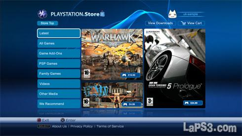 PlayStation Store US actualizada. 22/01/09 9592492ed66cdcb98
