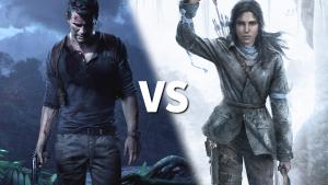 Uncharted 4 vs Rise of the Tomb Raider