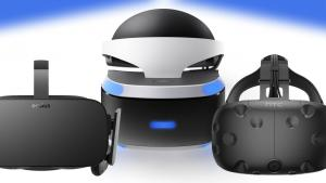 PlayStation VR vs Oculus Rift vs HTC Vive