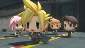 Ya es posible descargar la demo de World of Final Fantasy