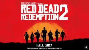 Red Dead Redemption 2 confirmado para otoño de 2017