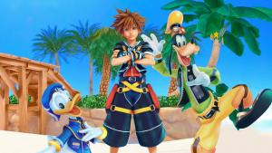 Kingdom Hearts 3 celebra los 20 años de Final Fantasy VII