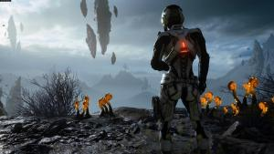 Mass Effect Andromeda, gameplay comentado