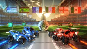 Rocket League estrena su Actualización de Aniversario, ya disponible para descargar