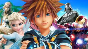 Kingdom Hearts 3 tendrá menos mundos que Kingdom Hearts 2
