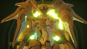 Anuncian Zone of the Enders: The 2nd Runner Mars