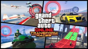 Vemos las Transform Races de GTA Online en vídeo
