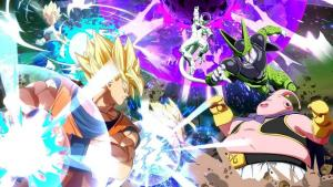 Anuncian el Arcade Stick de Dragon Ball FighterZ