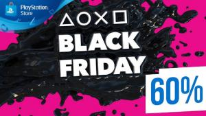 Las rebajas del Black Friday llegan a PSN