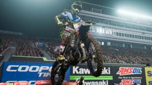 Monster Energy Supercross: The Official Videogame tiene nuevo tráiler