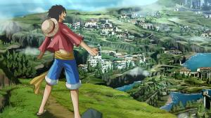 Anuncian One Piece: World Seeker