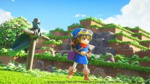Square Enix presenta nuevo gameplay de Dragon Quest Builders 2