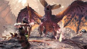 La versión más reciente de Monster Hunter: World ya está disponible