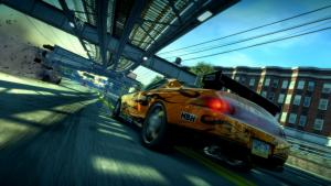 Burnout Paradise Remastered llegará en marzo a la PS4