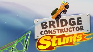 Bridge Constructor Stunts ahora para PlayStation 4