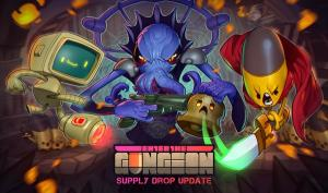 El lanzacohetes Gjallarhorn llegará a Enter the Gungeon