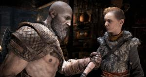 Sony no quería al hijo de Kratos en God of War