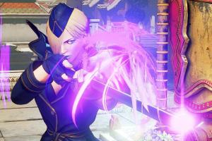 Capcom revela un vídeo gameplay de Falke, nueva luchadora de Street Fighter V