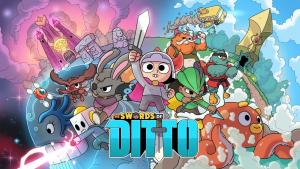 Observa el tráiler de lanzamiento de The Swords of Ditto