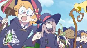 Bandai Namco nos da detalles sobre el multijugador de Little Witch Academia: Chamber of Time