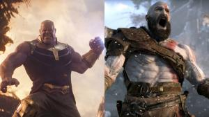 No dejes de ver el Easter Egg de Vengadores: Infinity War presente en God of War