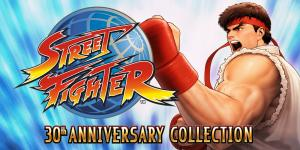 Street Fighter 30th Anniversary Collection ya está disponible para PS4