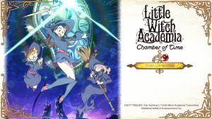 Bandai Namco encuesta a sus jugadores de Little Witch Academia: Chamber of Time