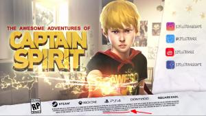 El 25 de junio podrás descargar gratis The Awesome Adventures of Captain Spirit