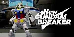 ¡New Gundam Breaker ya está disponible para PS4!