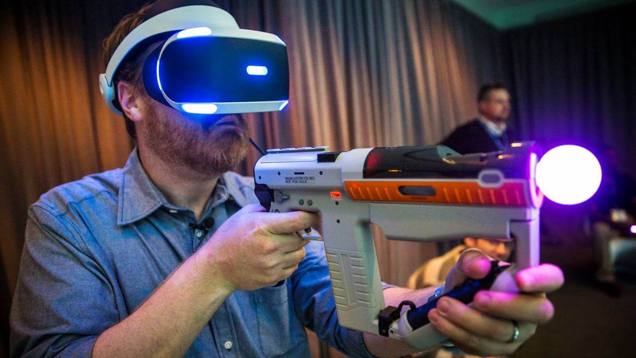 Playstation Vr Estara En Otro Evento Mas De Marzo Laps4