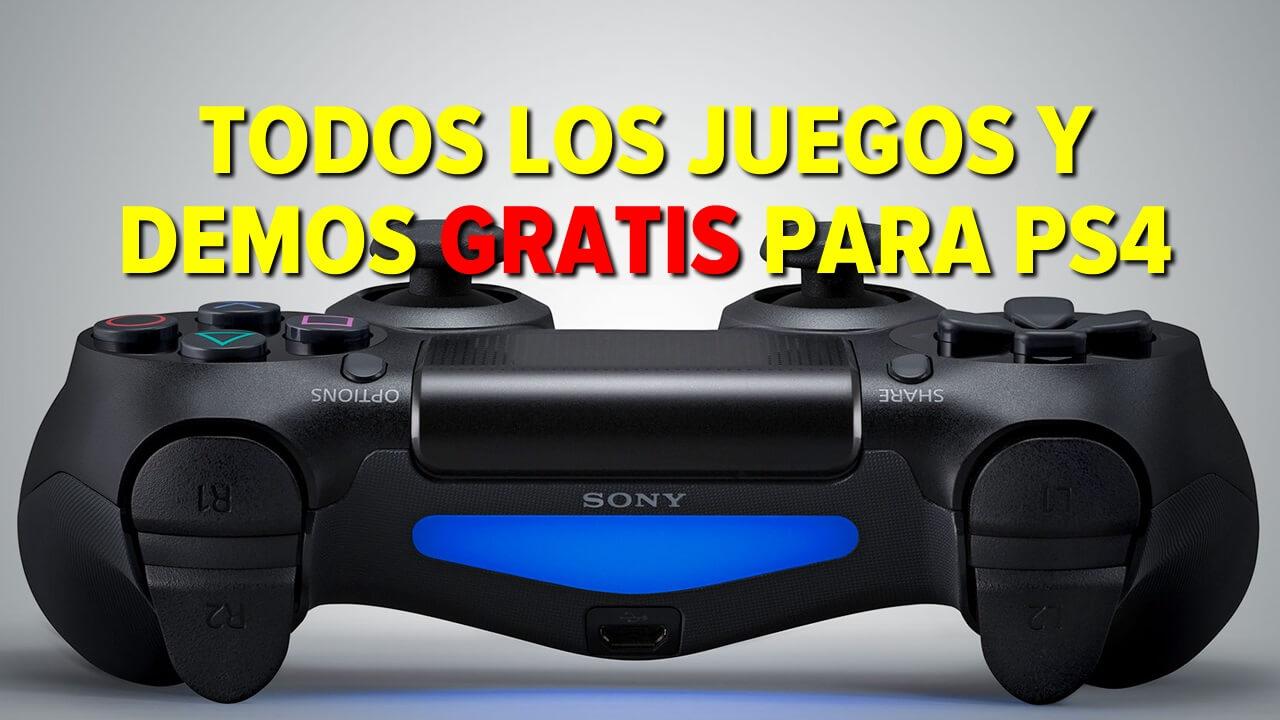Playstation Publica El Listado De Juegos Y Demos Gratis Para Ps4 Laps4