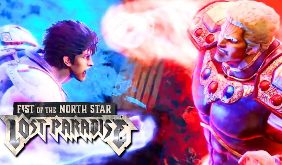Fist of the North Star: Lost Paradise nos da una muestra de sus combates