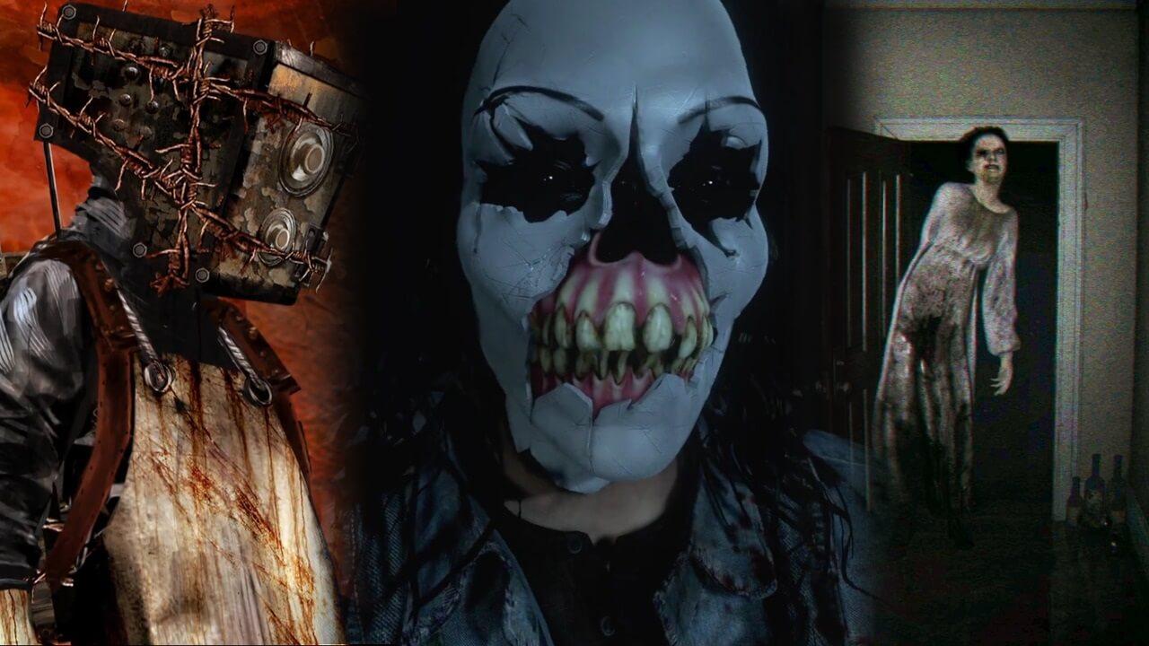 Especial Halloween Los Cinco Mejores Juegos De Terror Para Ps4 Laps4