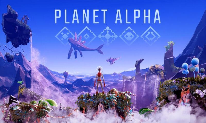 Las plataformas y puzzles de Planet Alpha llegarán a la PS4 el 4 de Septiembre