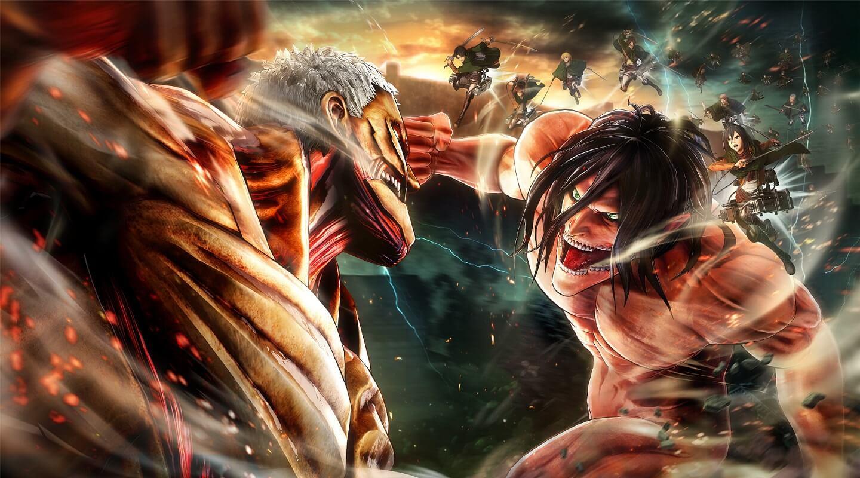 Nuevo vídeo promocional de Attack on Titan II