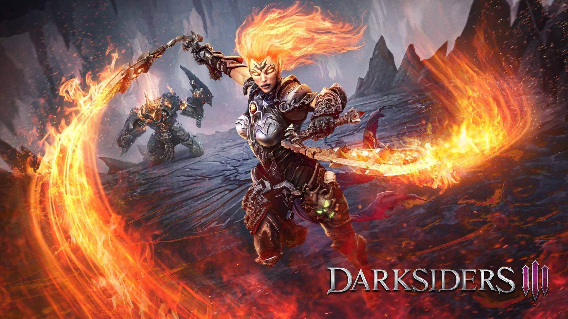 Darksiders III revela su fecha de lanzamiento