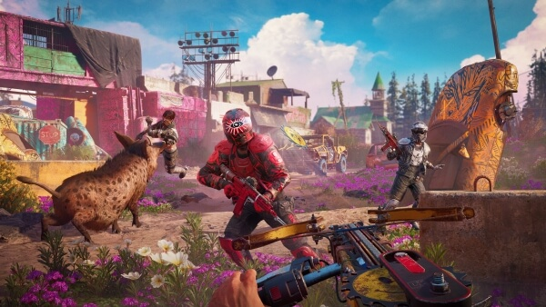 Far Cry: New Dawn ha sido anunciado para PS4