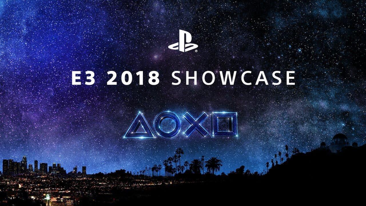 E3 2018 – Conferencia Sony