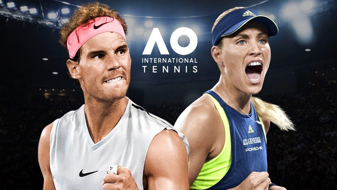 Descubre el contenido de la nueva actualización de AO International Tennis