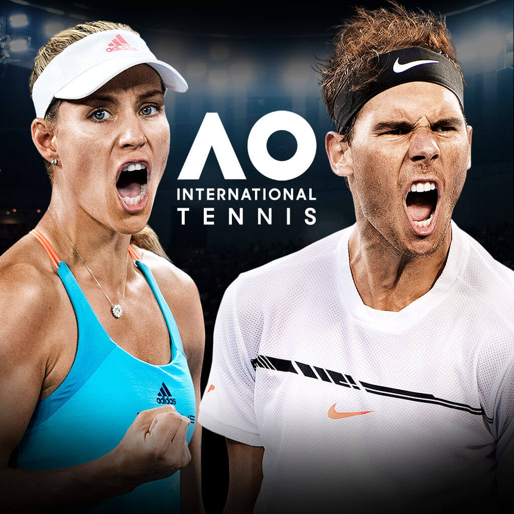 ao international tenis