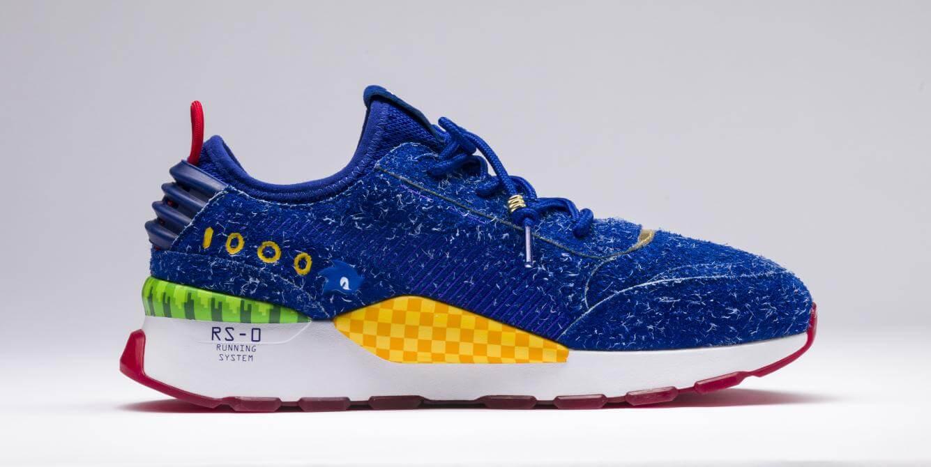 The Estos Los Sonic Hedgehog Son Por De Hechos Puma En Zapatos n0OPkXw8