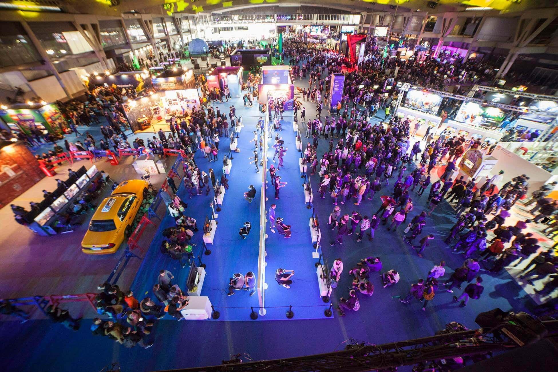 Barcelona Games World bate récord de asistencia con más de 138 mil visitantes