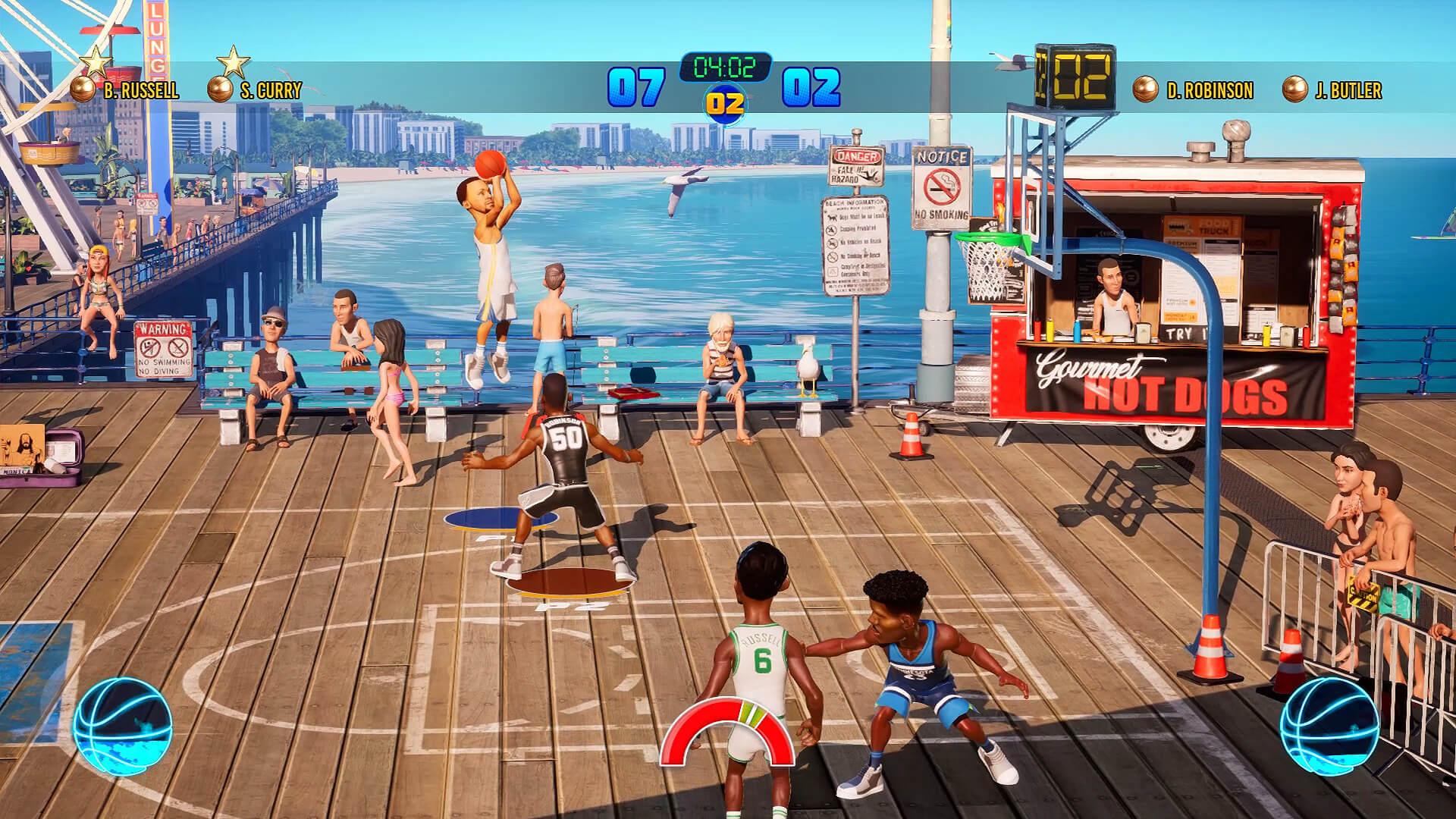NBA Playgrounds 2 ha sido anunciado para PS4, Xbox One, Switch y PC