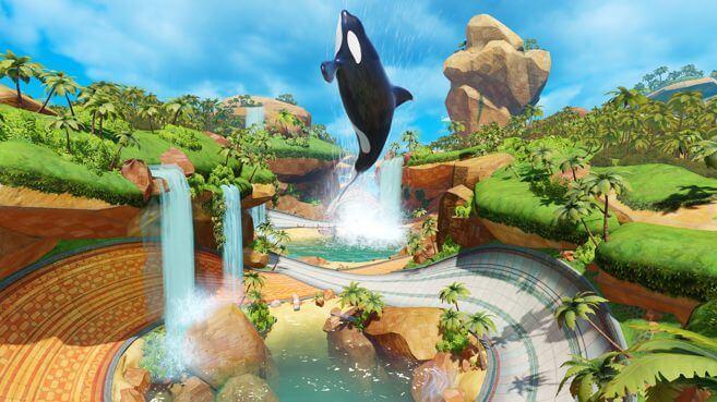 Team Sonic Racing muestra un nuevo mapa y tema musical en un tráiler