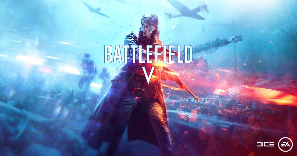 Battlefield V ya está aquí