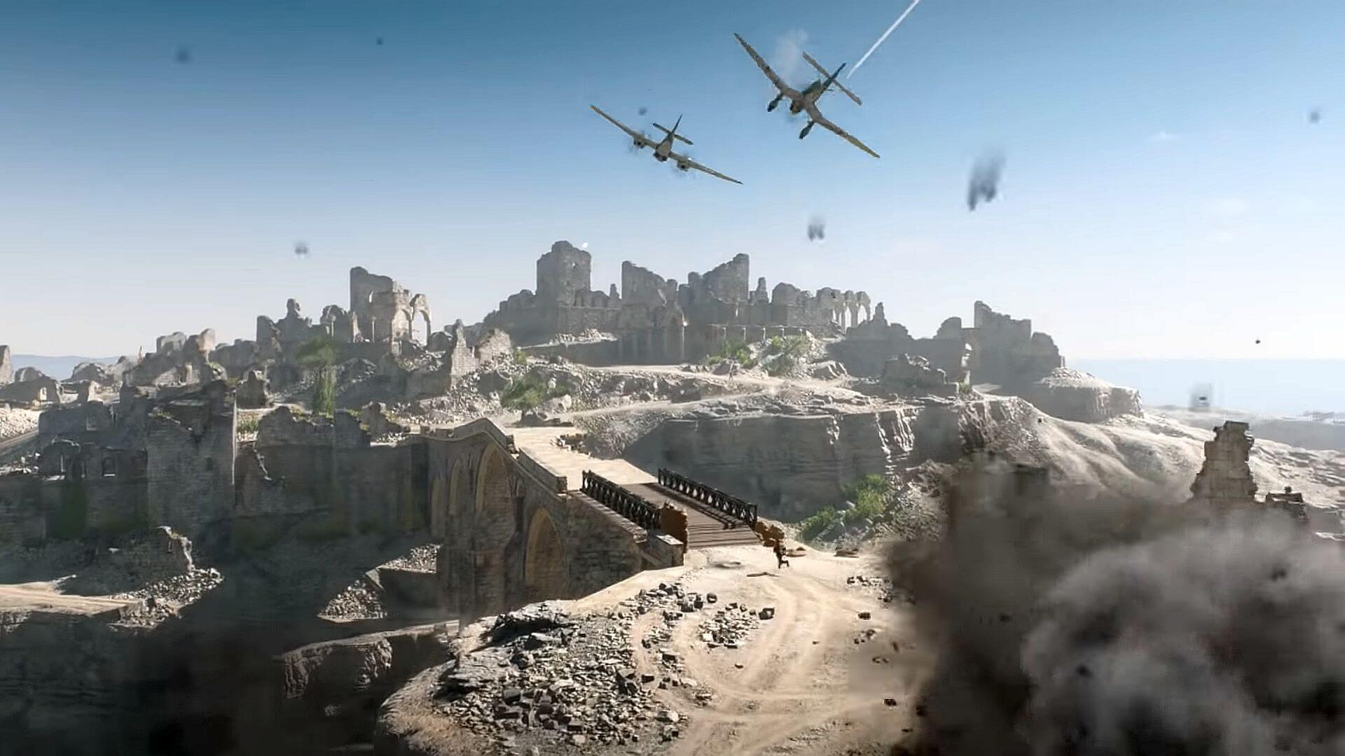 Hamada Battlefield 5