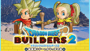 Dragon Quest Builders 2 llegará a PlayStation 4 en 2019