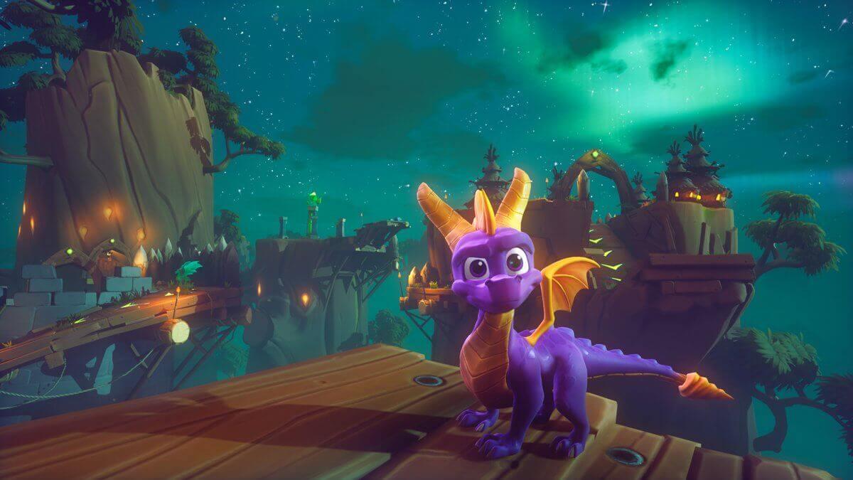 Spyro Reignited Trilogy se muestra en su tráiler de lanzamiento