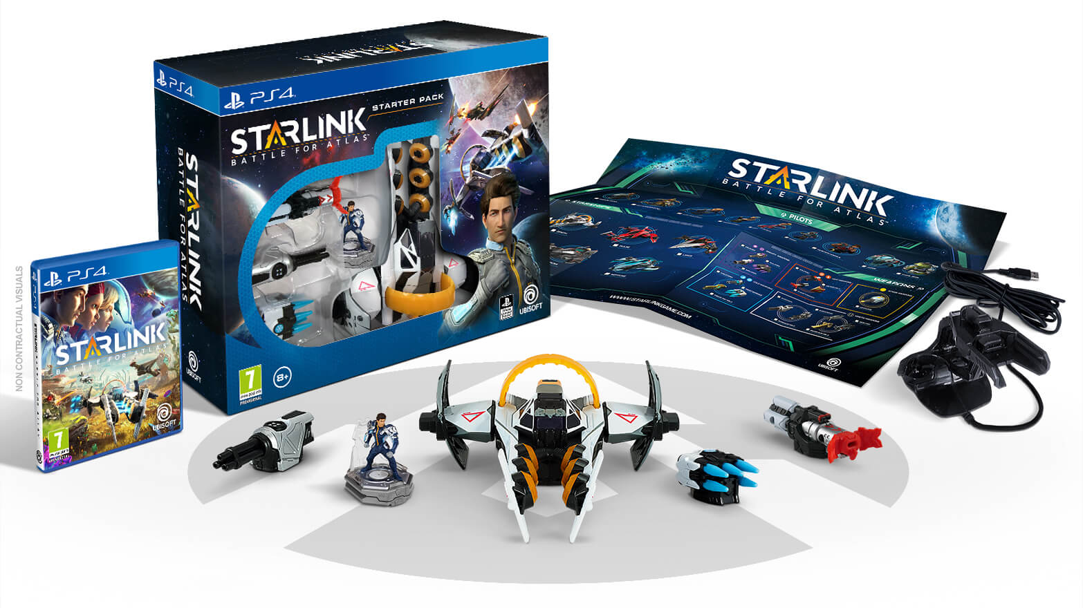 Unboxing – Starlink: Battle for Atlas