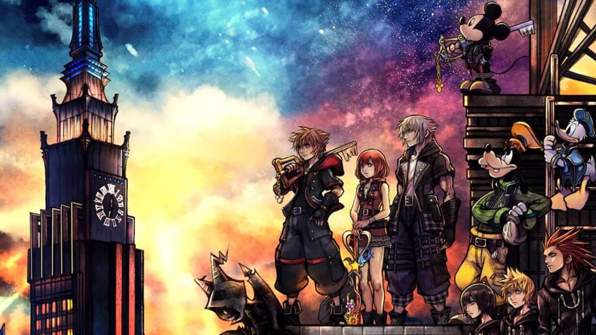 Nuevo tráiler de Kingdom Hearts 3